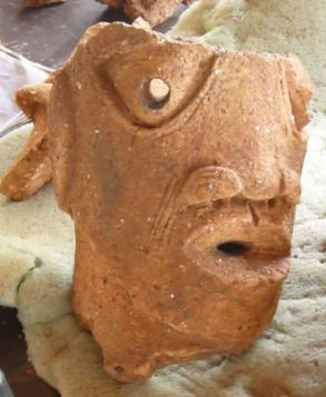 Nok terracotta, Nigeria